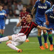 AC Milan Diredam Sassuolo Tanpa Gol