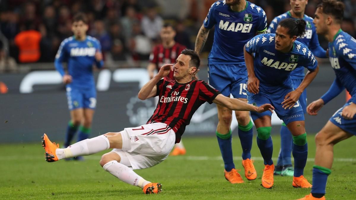 AC Milan Ditahan Imbang Sassuolo Tanpa Gol di San Siro