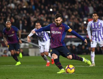 Lionel Messi Tampil Memukau