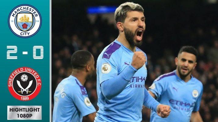 Man City Bangkit dengan Tekuk Sheffield 2-0 di Etihad Stadium