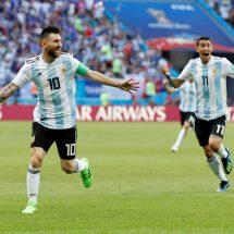 Lionel Messi Come Back Bela Timnas Argentina