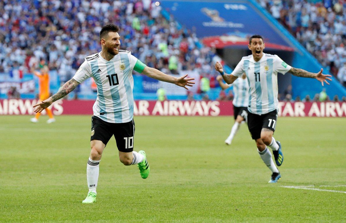 Lionel Messi Come Back Bela Timnas Argentina Bulan Depan