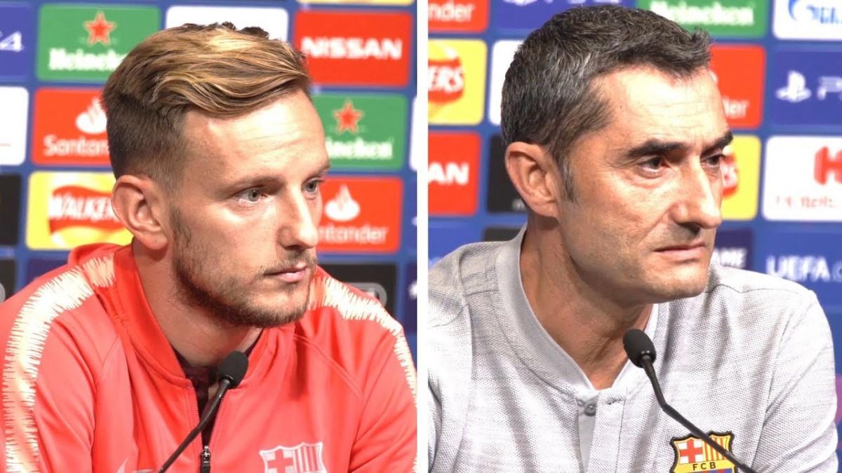 Masalah Teknis, Barcelona Coret Rakitic di Laga Kontra Villarreal