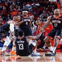 Para pemain Houston Rockets