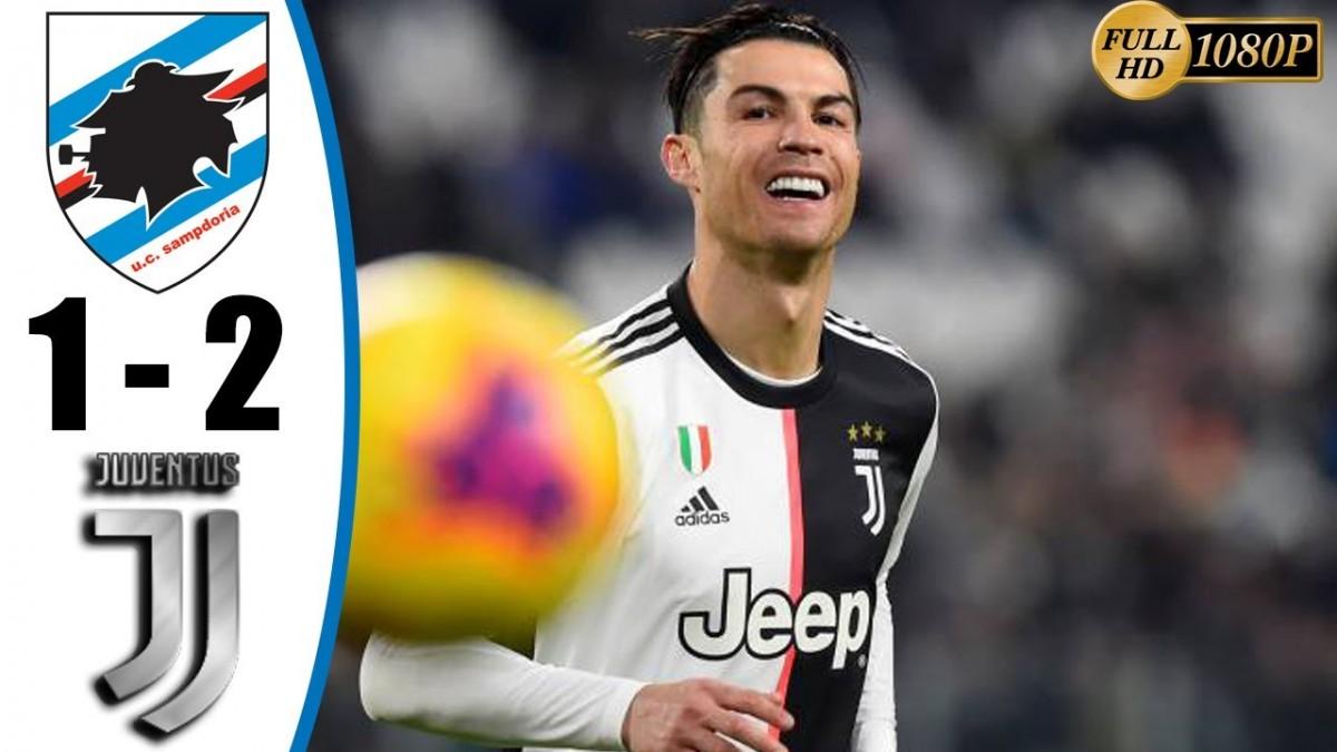 Juventus Menang 2-1 Atas Sampdoria, Si Nyonya Tua Gusur Inter Milan