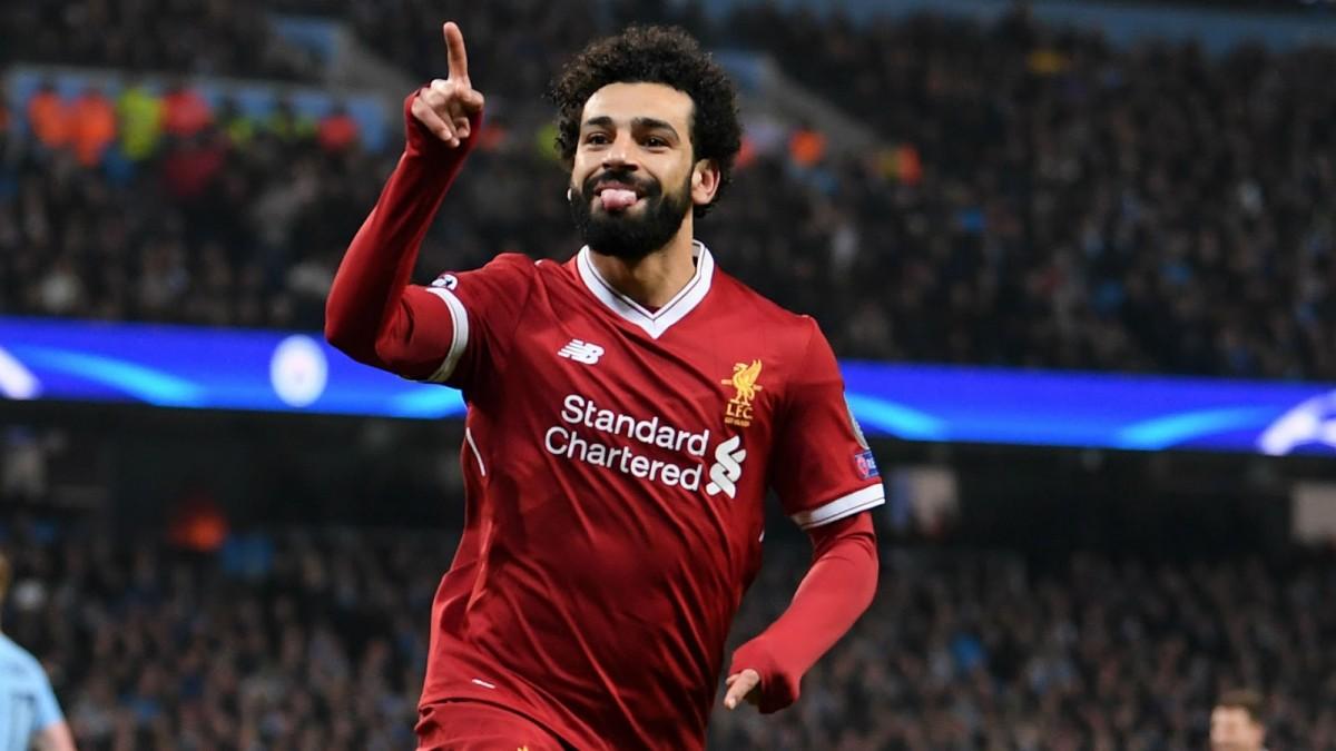 2 Gol Mohamed Salah Jadi Bintang Kemenangan Liverpool atas Watford