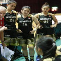 Timnas Basket Putri Indonesia