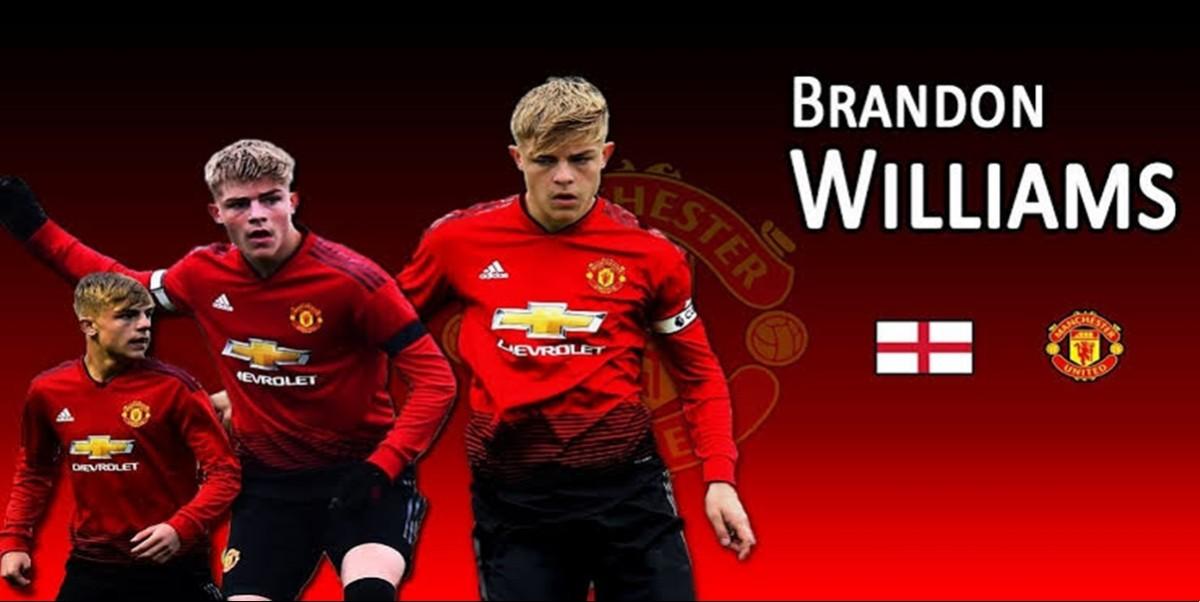 Pujian Pelatih Manchester United untuk Brandon Williams