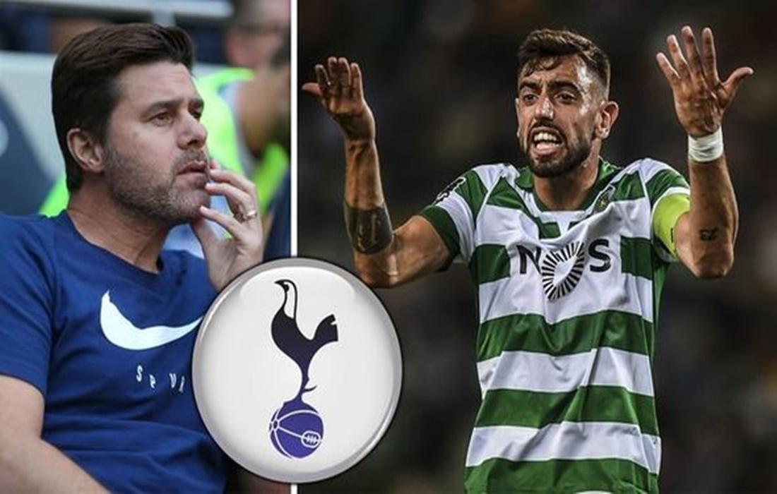 Bruno Fernandes Berakhir Pahit di Sporting Lisbon