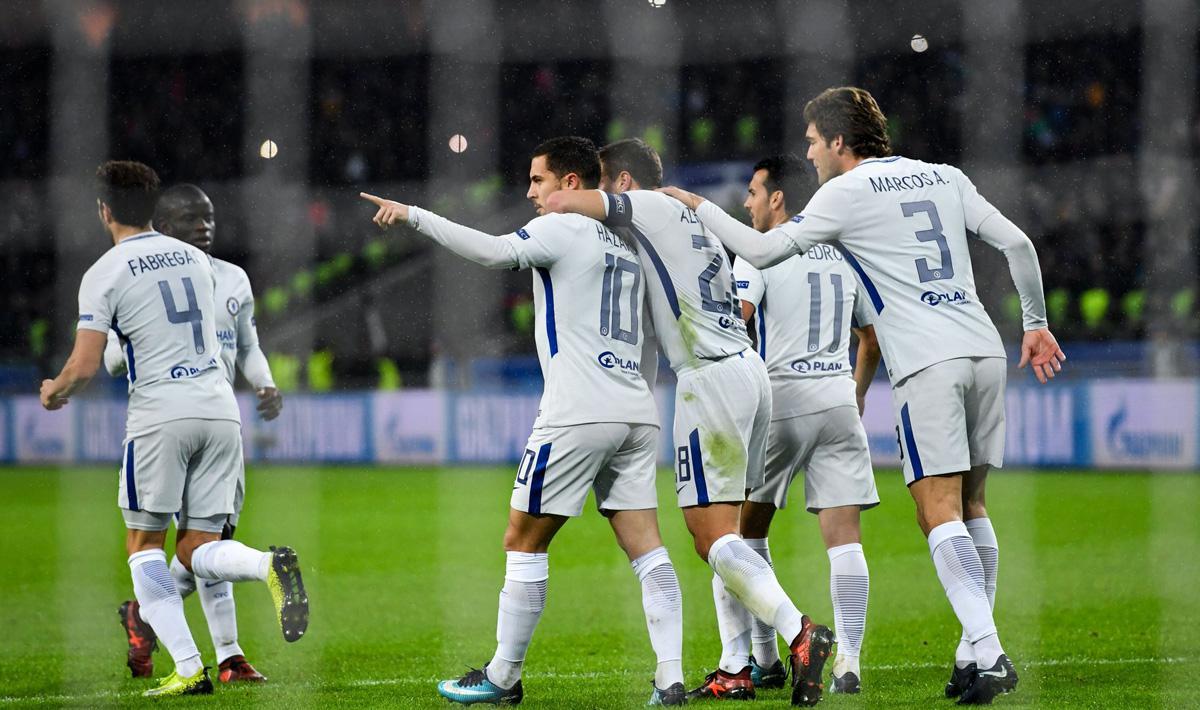 Kemenangan Chelsea atas Lille Membuat Willian Jadi Pahlawan