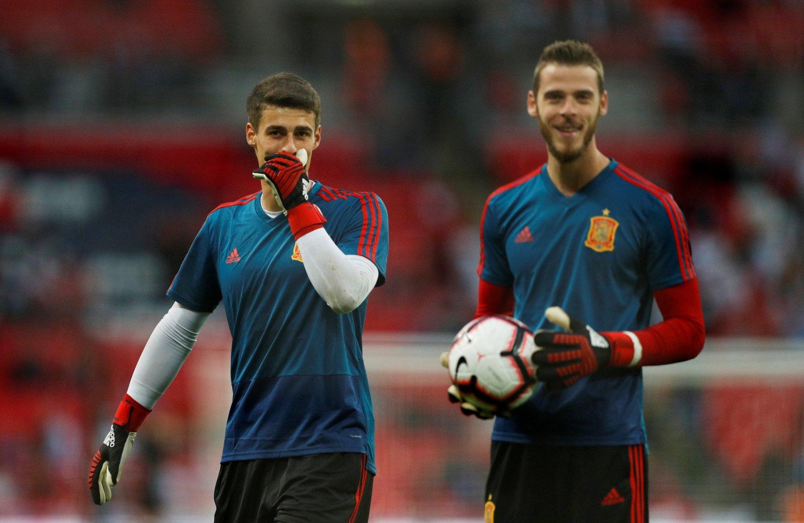 Alasan De Gea Jarang Dimainkan Pada Kualifikasi EURO 2020