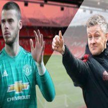 David de Gea Resmi Perpanjang Kontrak di Manchester United hingga 2023