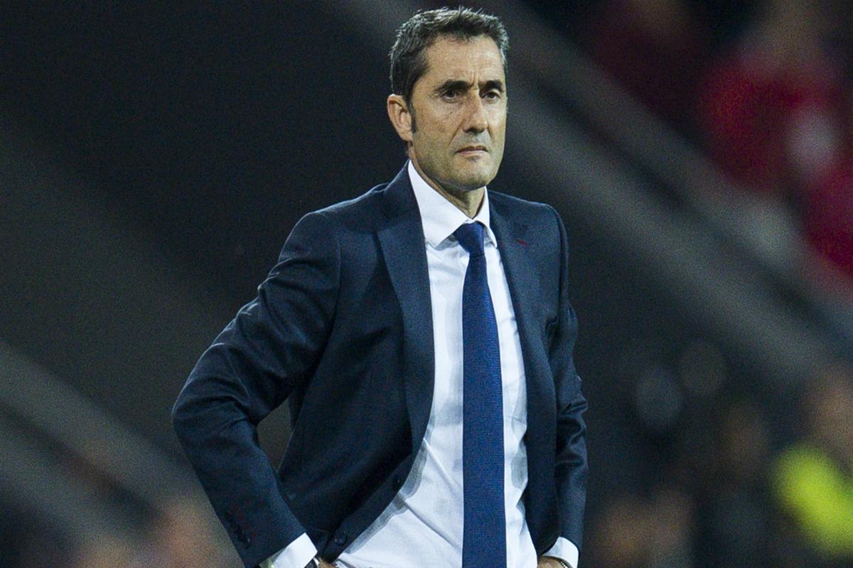 Hasil Pertemuan Valverde dan Presiden Barcelona Masih Jadi Tanda Tanya
