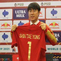 Gelandang Semen Padang Siap Membantu Shin Tae-yong Latih Timnas Indonesia