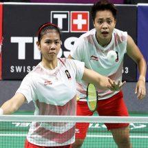 Greysia Polii/Apriyani Rahayu Melangkah ke Semifinal Chinese Taipei Open 2019