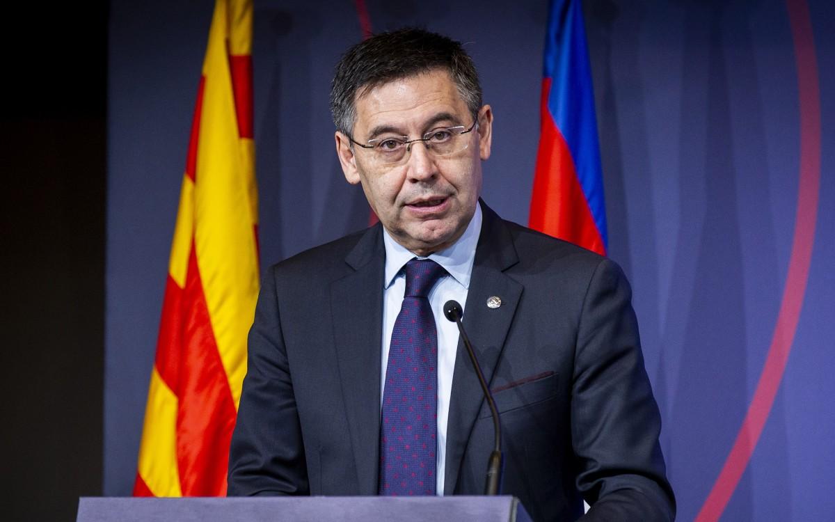 Presiden Barcelona : Real Madrid Sangat Diuntungkan VAR
