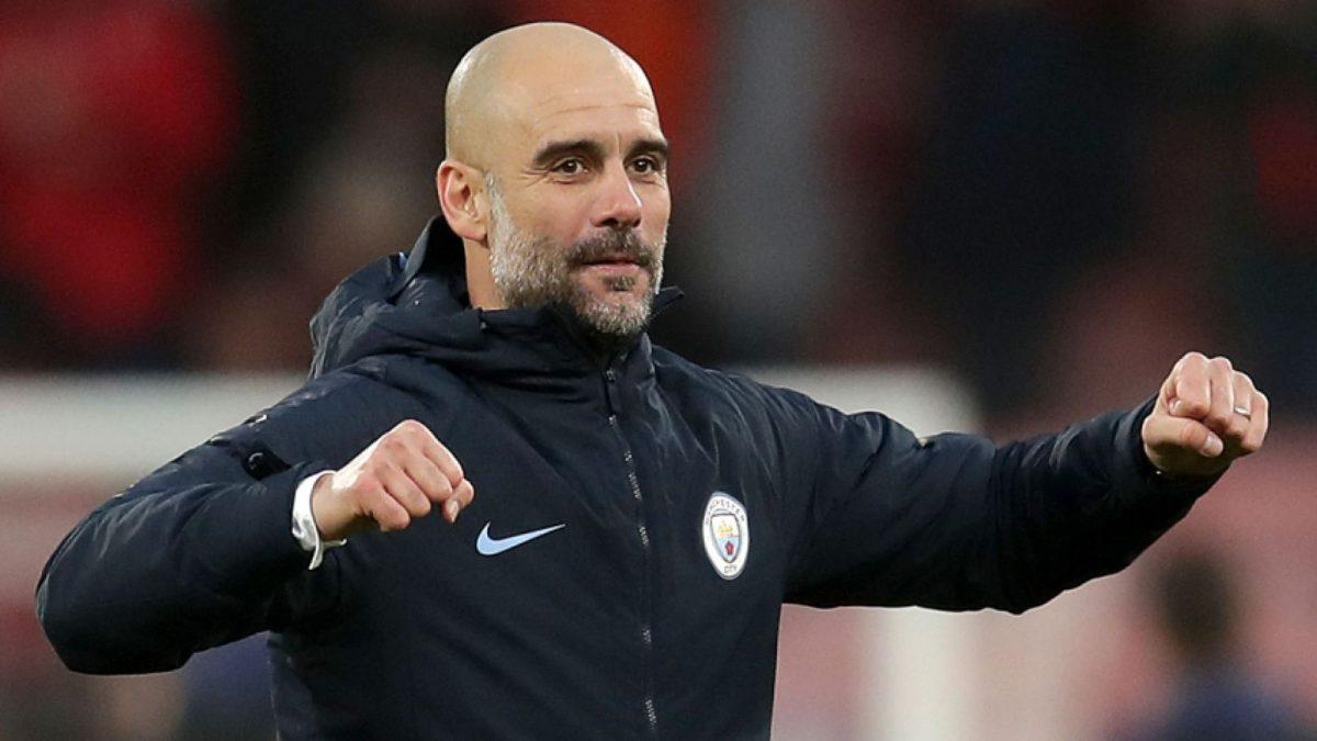 Kemenangan Man City Atas Man United Panen Pujian Guardiola