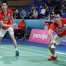 Hasil Korea Open 2019: Kevin/Marcus Berhasil Lolos ke Perempat Final
