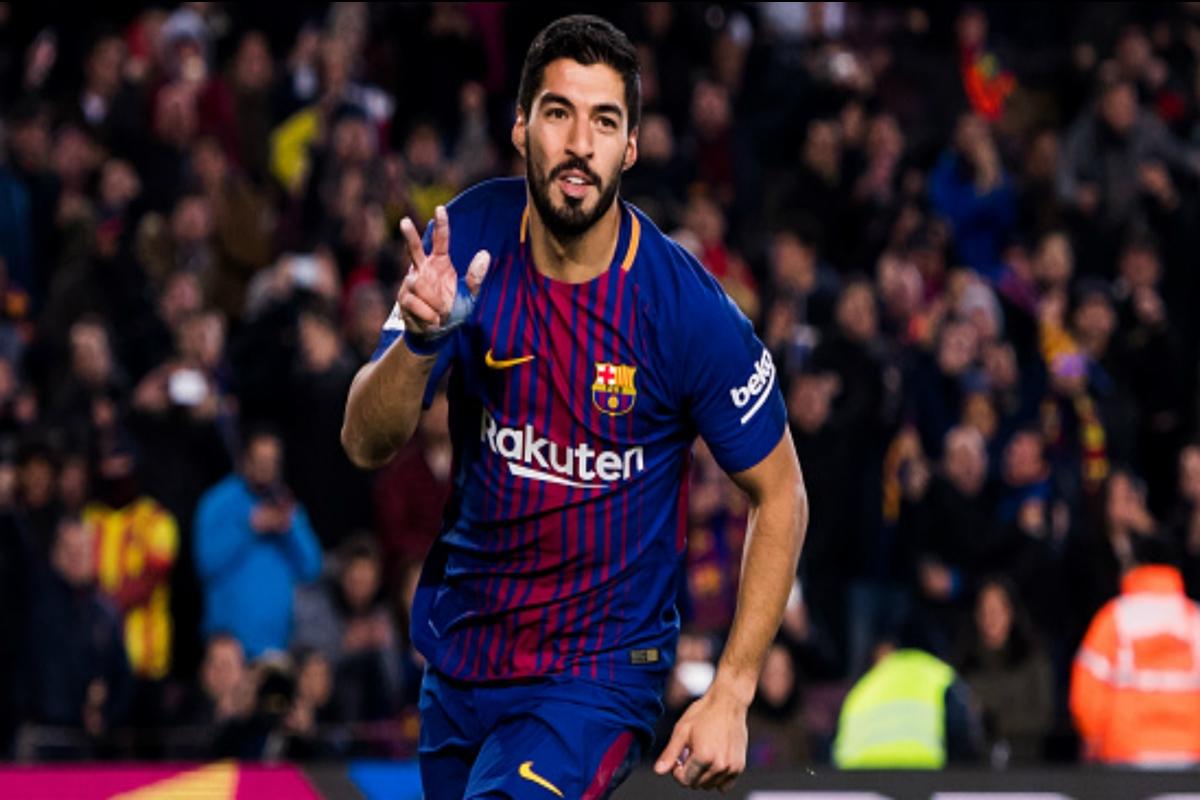 Kabar Buruk Barcelona, Luis Suarez Akan Menepi Sampai Empat Bulan