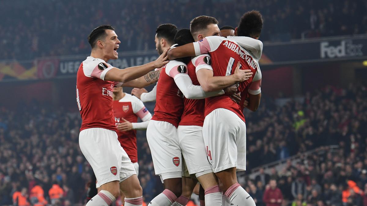 Arsenal Ancam Potong Gaji Pemain Jika Gagal Finis Empat Besar