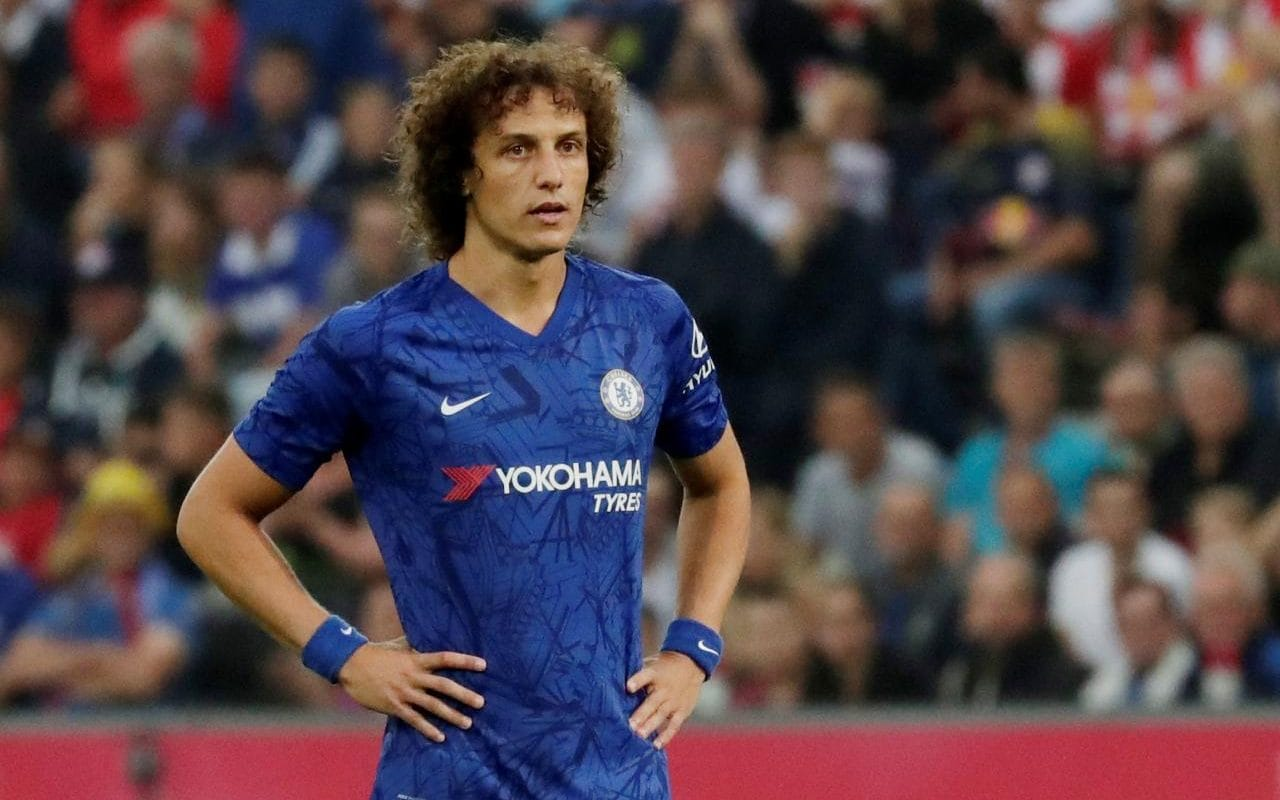 Diperkirakan bahwa David Luiz dapat segera belajar dari kesalahan di Arsenal
