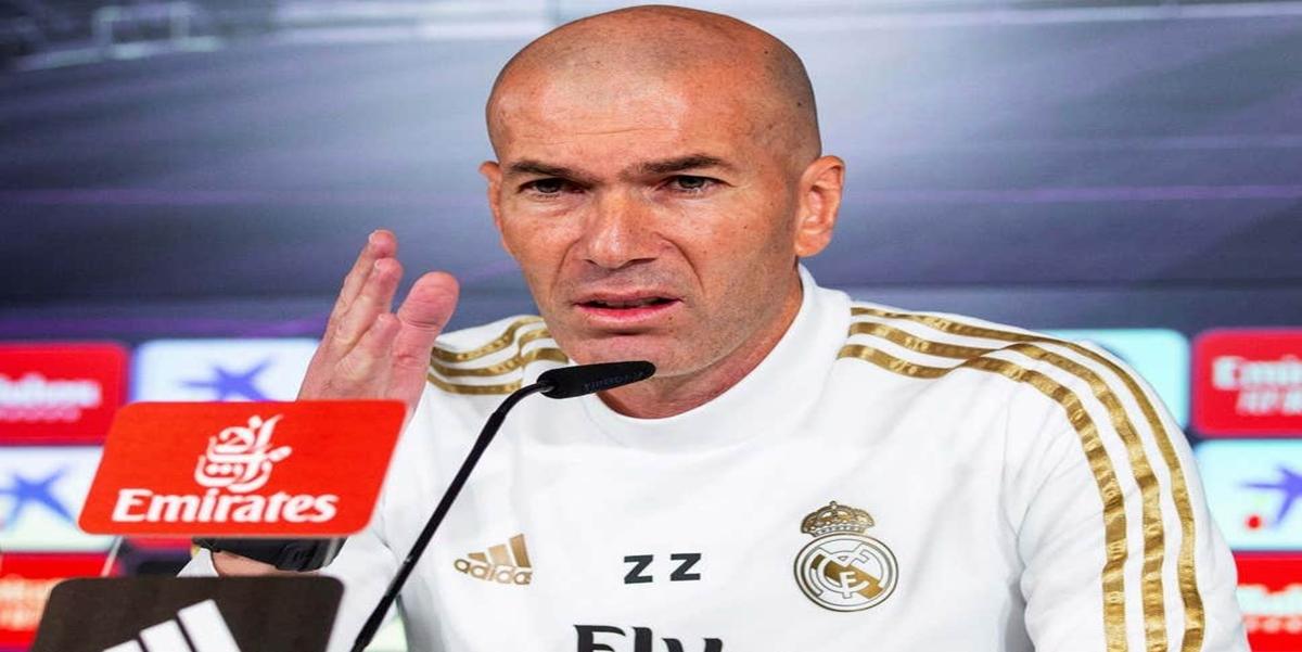 Catataan Bagus Pelatih Real Madrid Zinedine Zidane di Camp Nou