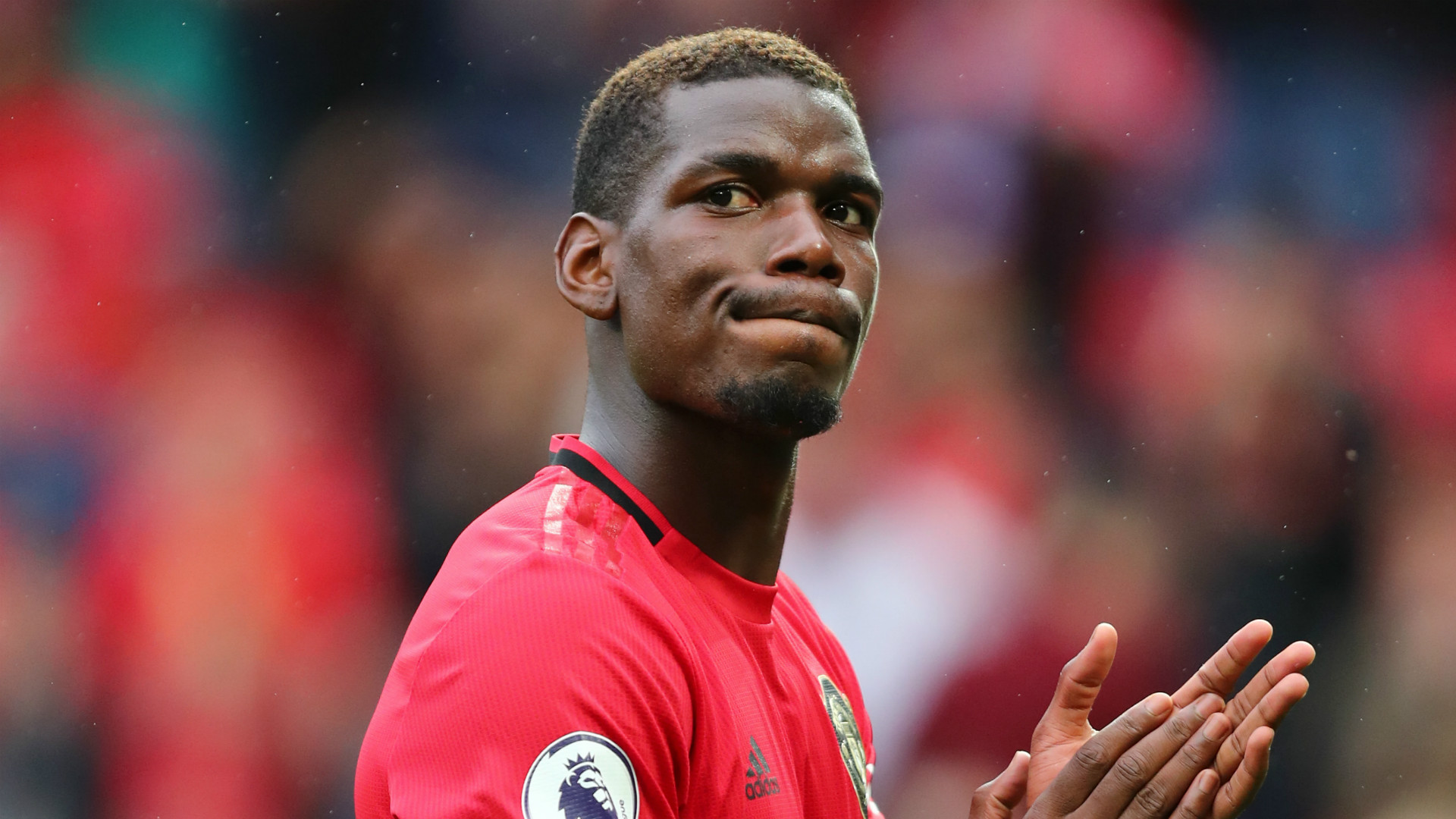 Berharap, Manchester United Siapkan Kontrak Baru untuk Paul Pogba