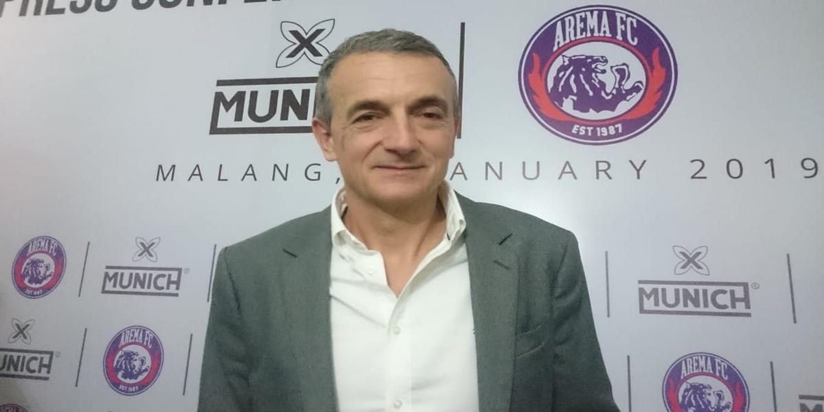 Akhiri Babak Pertama Shopee Liga 1 2019, Arema FC Duduk Di Urutan Ke-4