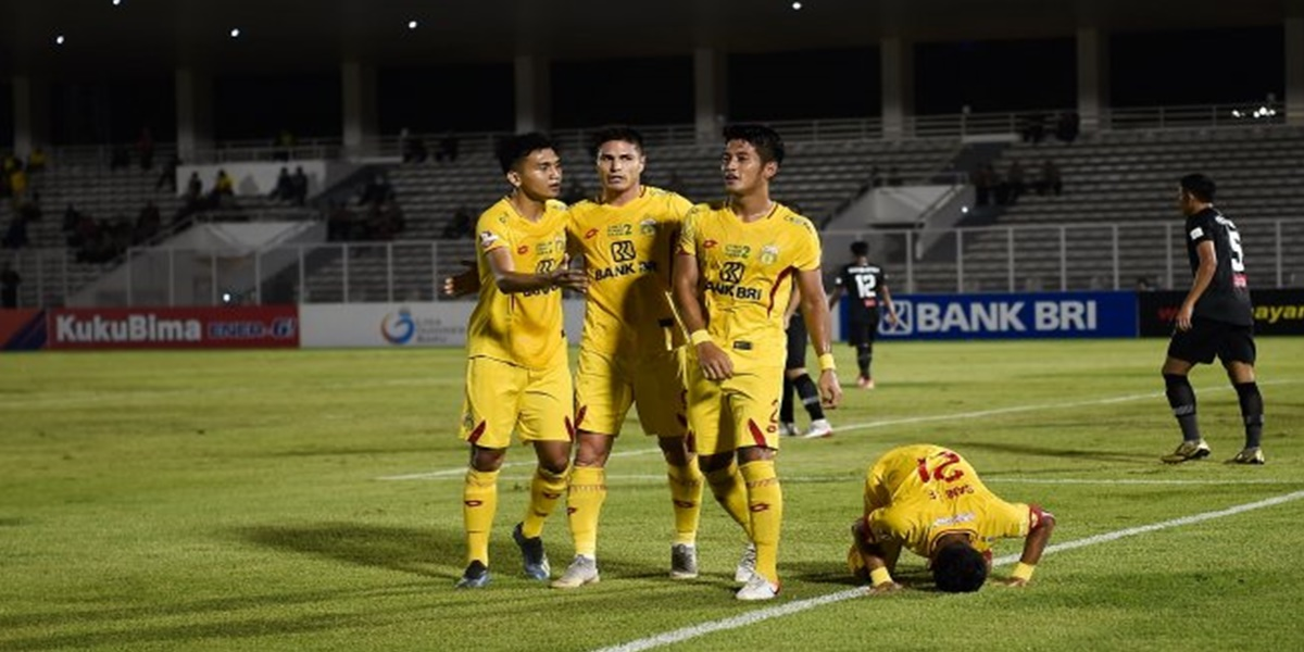 Kalah Dari Bhayangkara FC, Posisi Tira Persikabo Mulai Lengser Dari 3 Besar