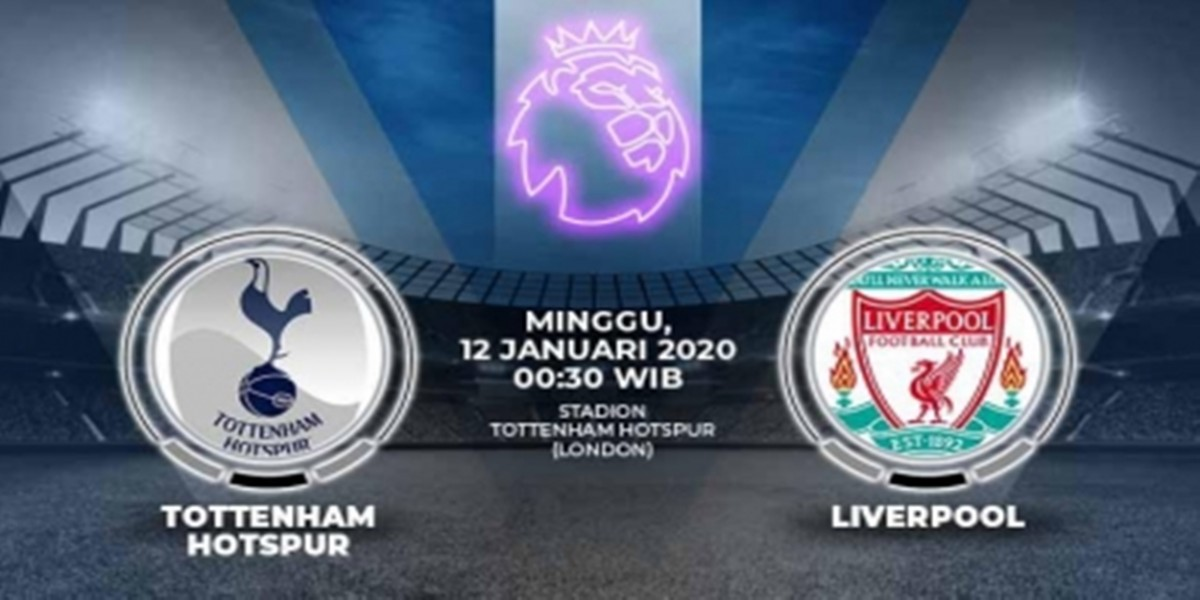 Siaran Langsung Tottenham vs Liverpool di Mola TV