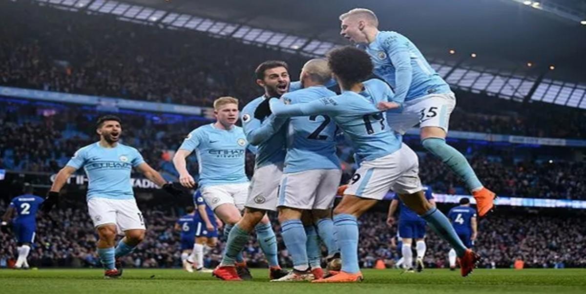 Gol Riyad Mahrez Selamatkan Man City Dari Chelsea