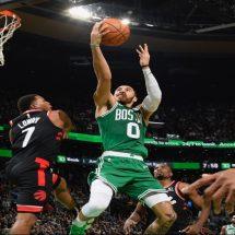Boston Celtics Petik Kemenangan Pertama