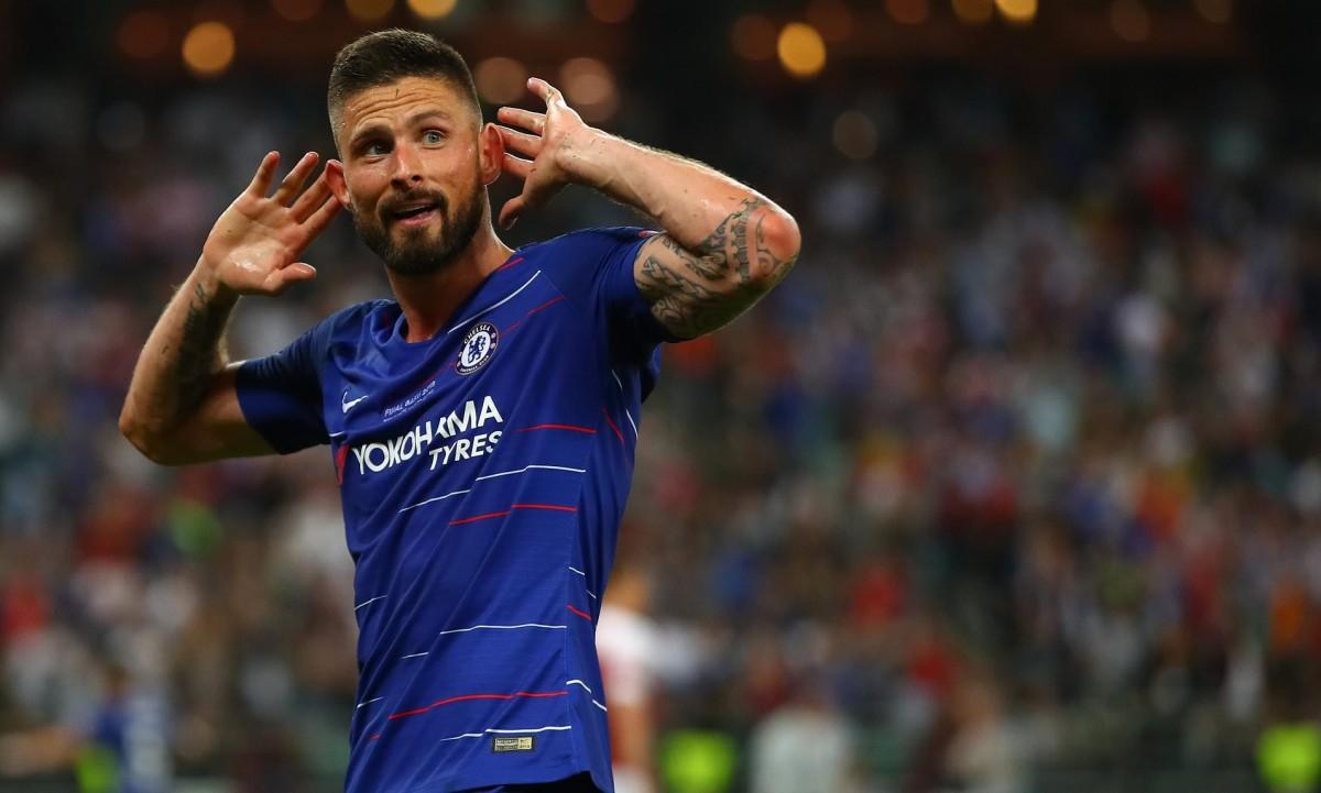 Chelsea Bisa Lepas Olivier Giroud ke Crystal Palace, Januari