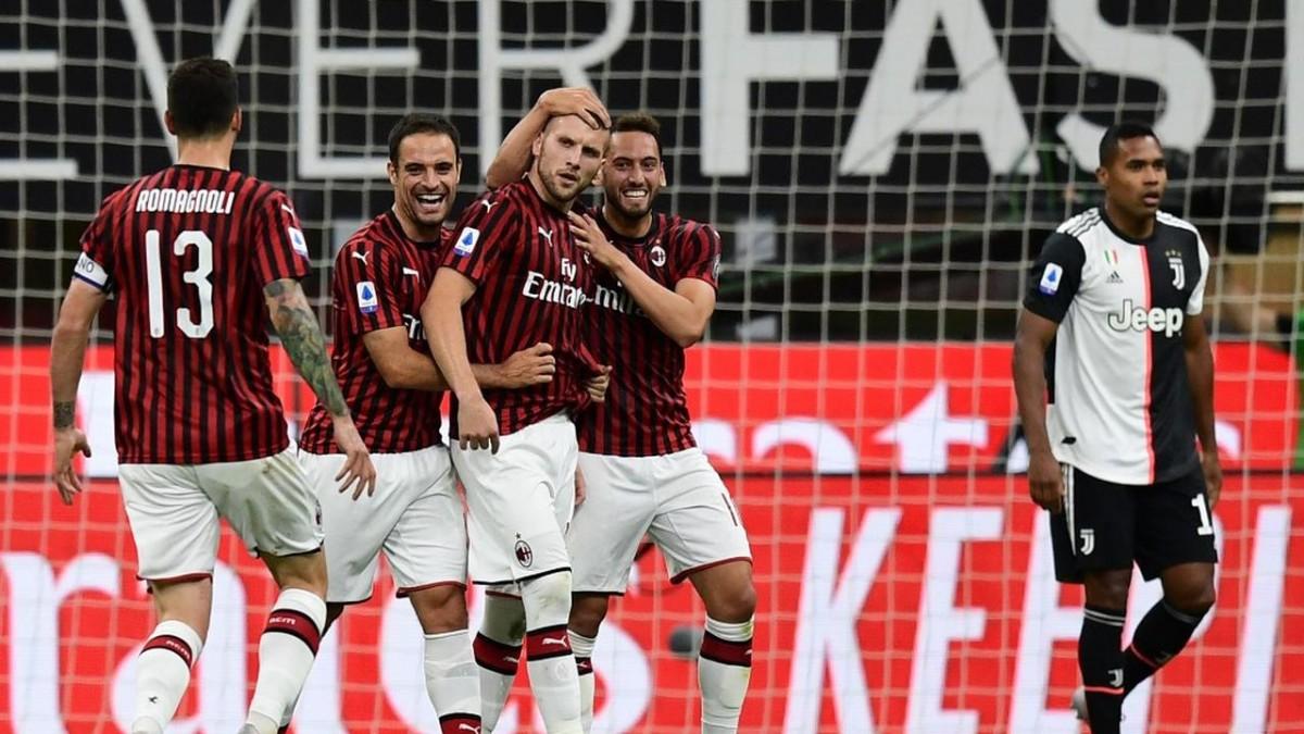 Lima Laga AC Milan Tak Terkalahkan dan Statistik Ronaldo Vs Ibrahimovic