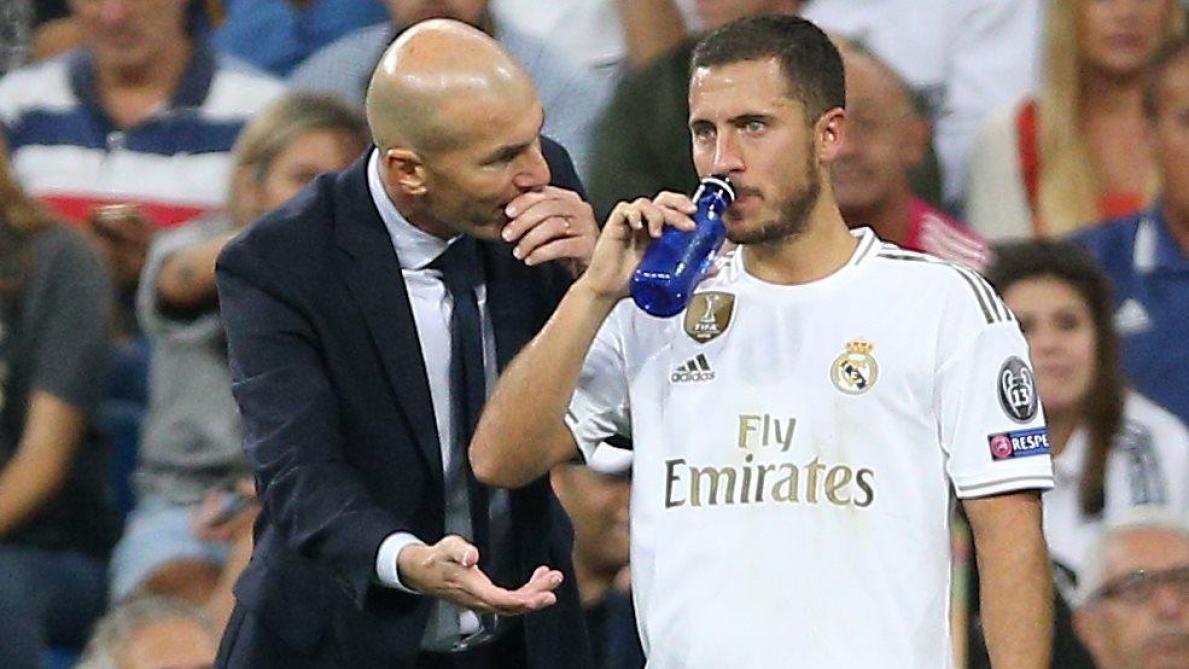 Mbappe – Haaland – Hazard di Real Madrid, Trisula Maut Impian Zidane
