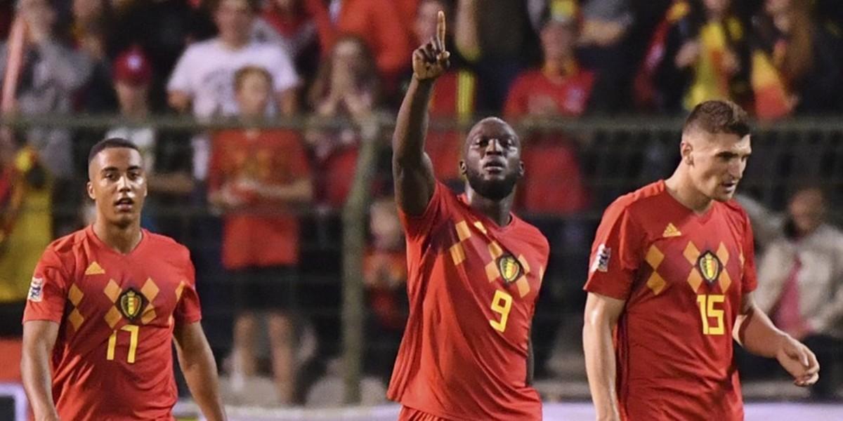 Bukan Hanya Belgia yang Pertama Lolos Ke Piala Eropa 2020, Lukaku Juga Buat Rekor