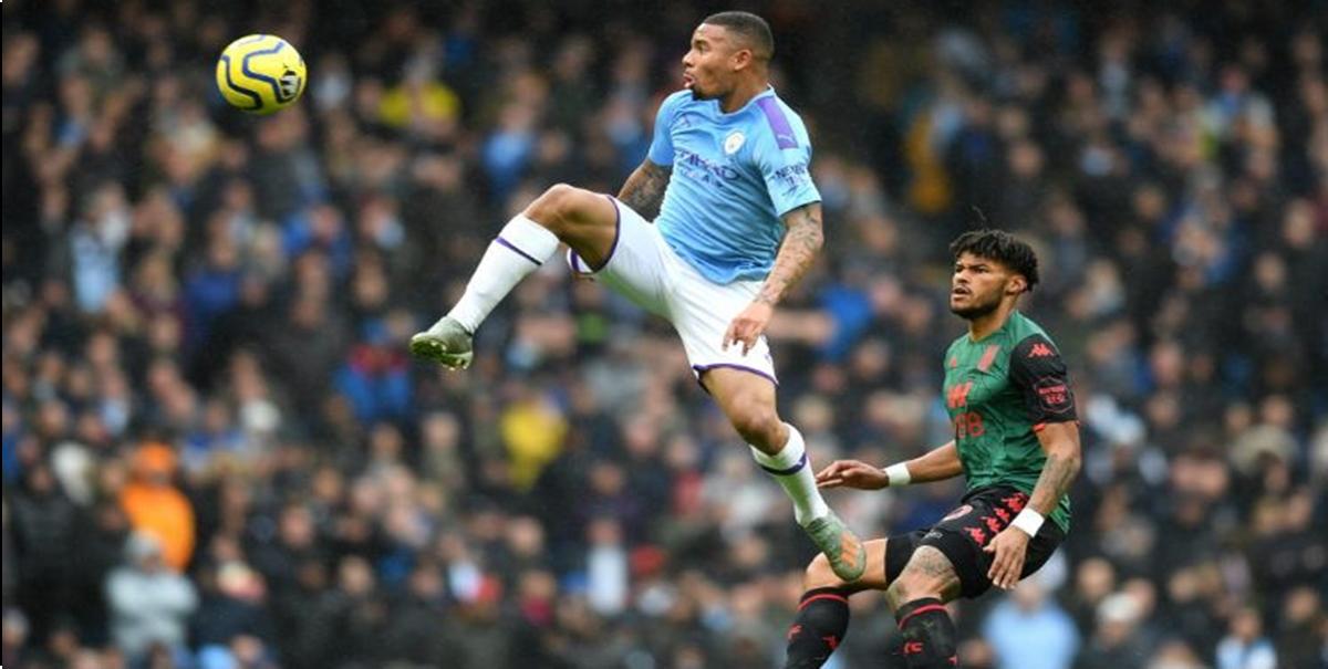 Hasil Liga Inggris: Man City menang 3-0 atas Aston Villa