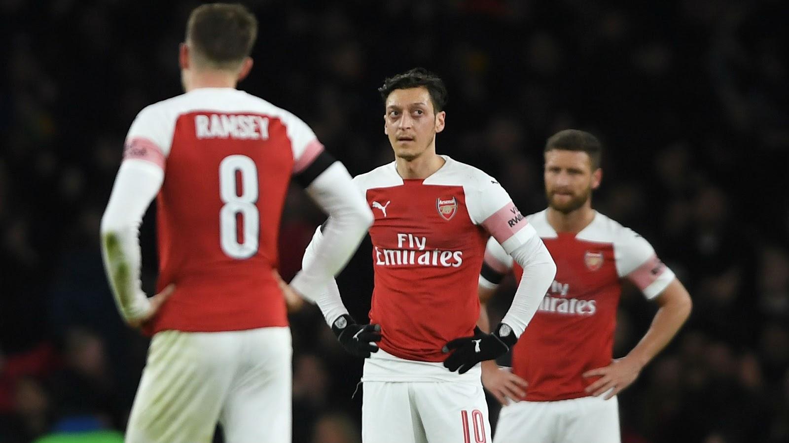 Arsenal Kini Lebih Layak Ditonton Dengan Lini Serang ...
