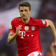 Bayern Munchen Thomas Muller