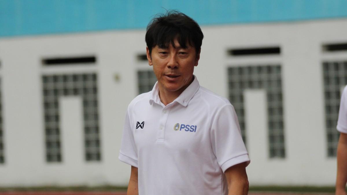 Shin Tae-Yong Lakukan Karantina Mandiri di Korea Selatan