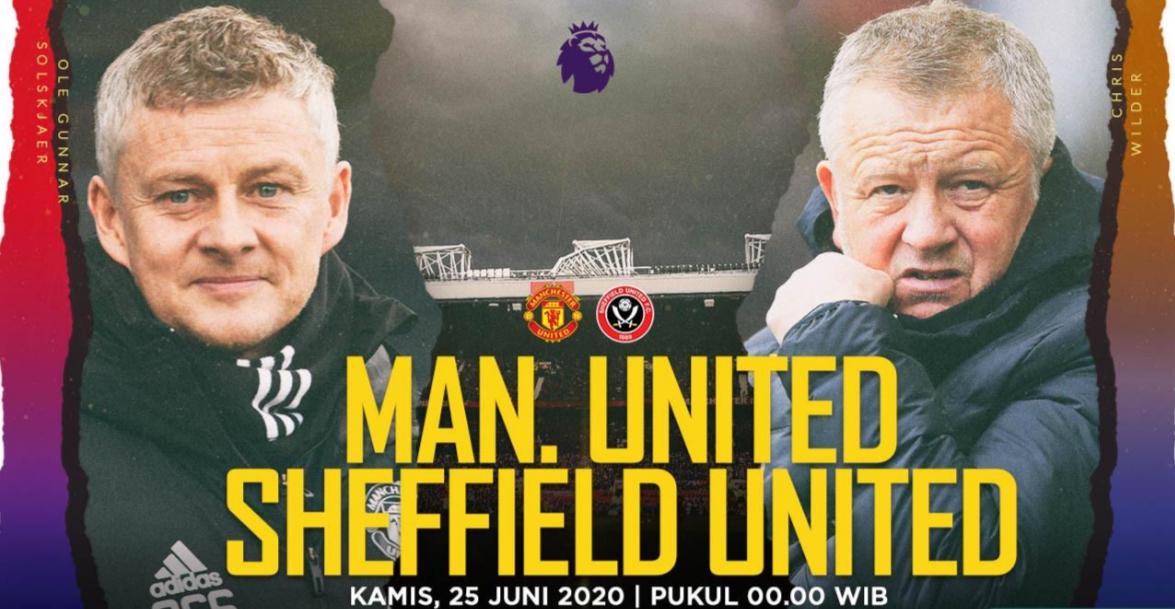 Prediksi : Man United Vs Sheffield United, Kekalahan Bukan Pilihan