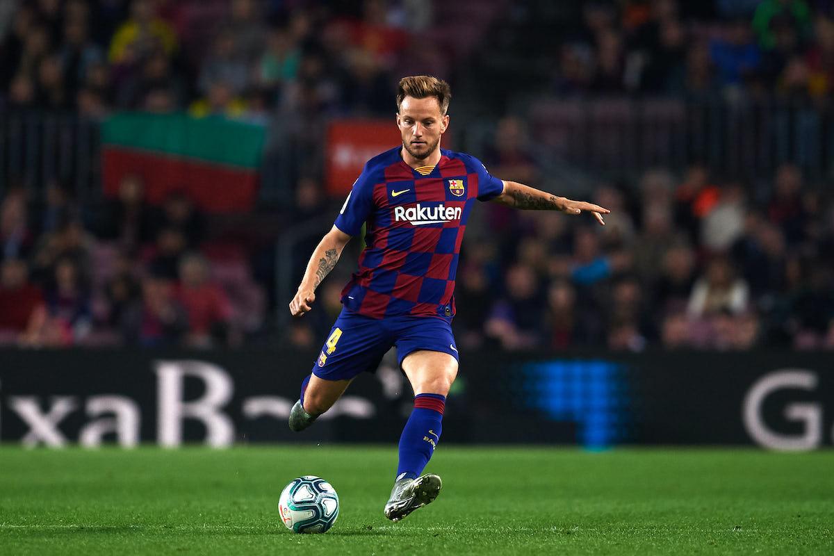 Barcelona Menawarkan Ivan Rakitic kepada PSG