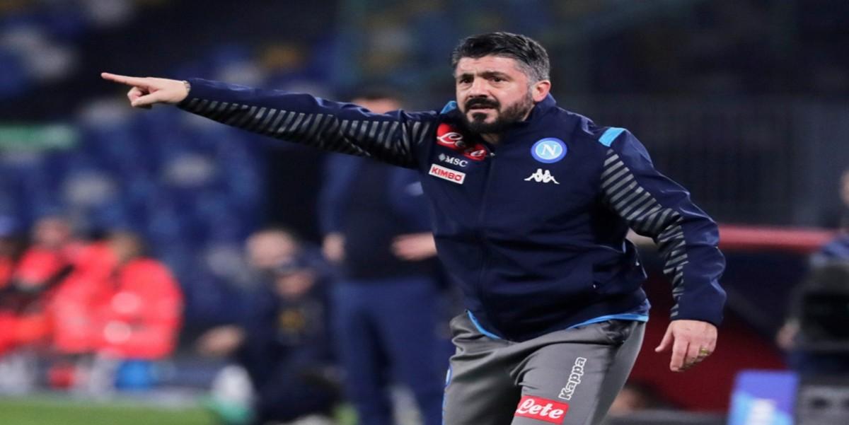 Debut Gennaro Gattuso sebagai pelatih Napoli  Berakhir Tragis