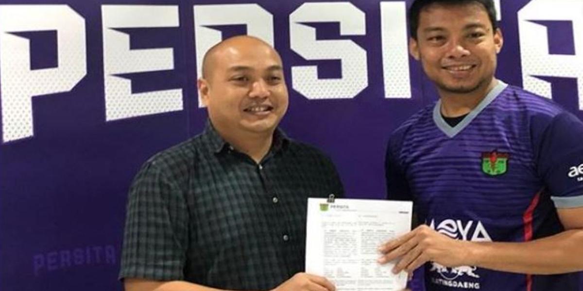 Setelah Di Depak Arema FC, Hamka Hamzah Memilih Tawaran Persita Tangerang