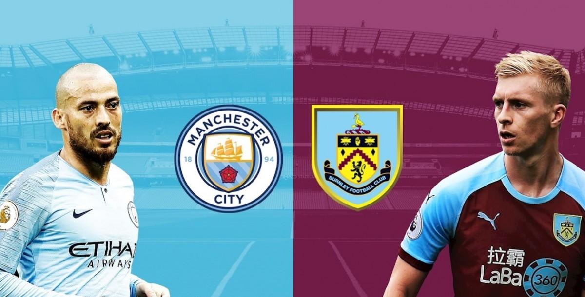 Prediksi : Manchester City vs Burnley, Susunan Pemain dan Statistik