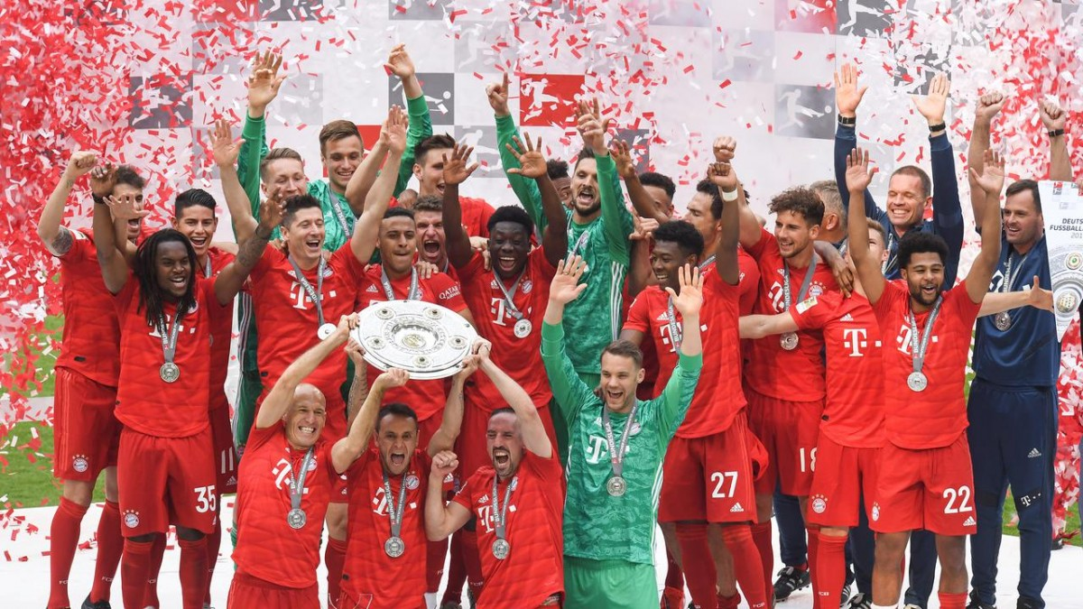 Prediksi : Werder Bremen Vs Bayern Munchen, Peluang Bayern Kunci Titel Juara