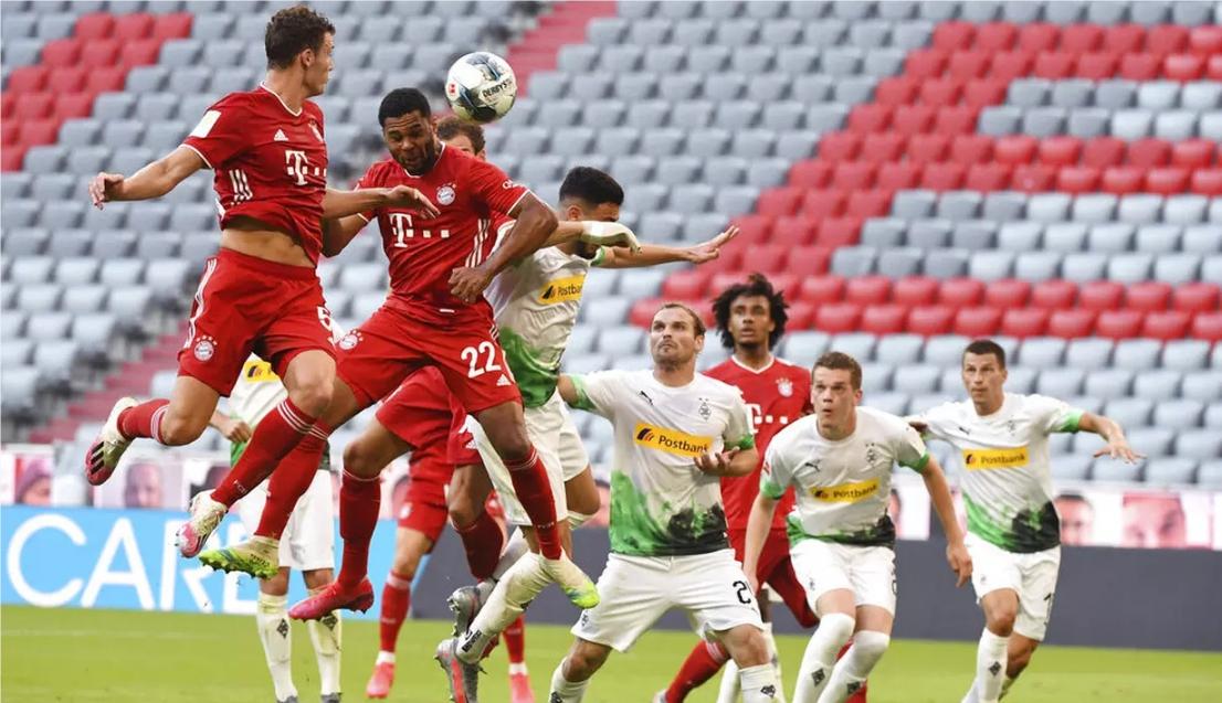 Bayern Munchen Bungkam Gladbach, Tetap Jaga Jarak dari Dortmund