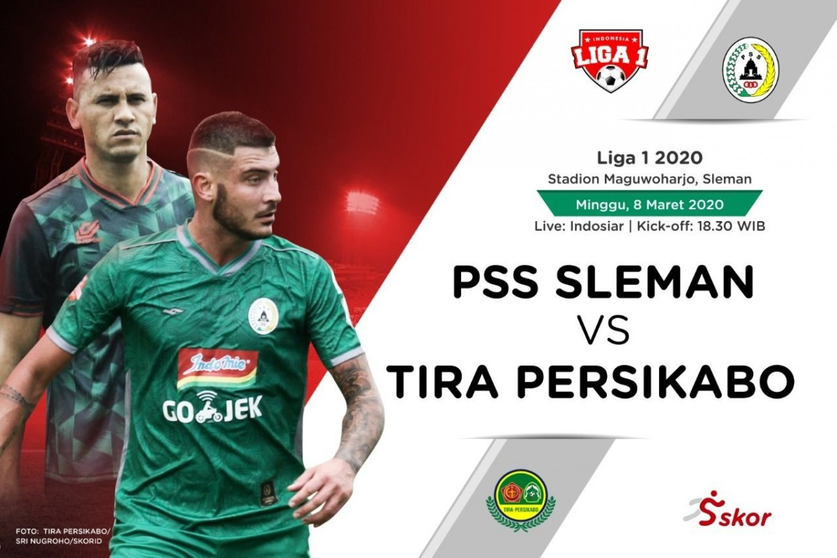 Prediksi : PSS vs Tira Persikabo, PSS Memasang Target Menang