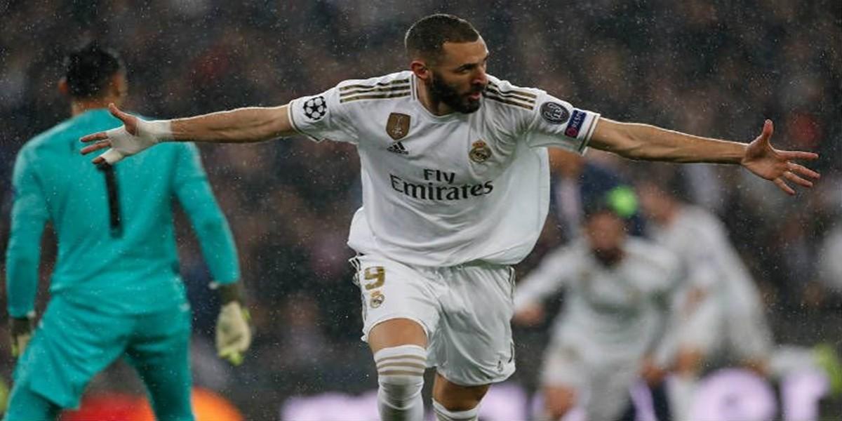 Real Madrid ke Babak 16 Besar Liga Champions Usai Bermain Imbang 2-2
