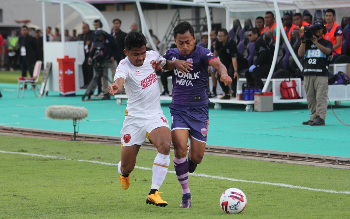PSM Makassar Harus Puas Bermain Imbang 1-1 di Rumah Persita Tangerang